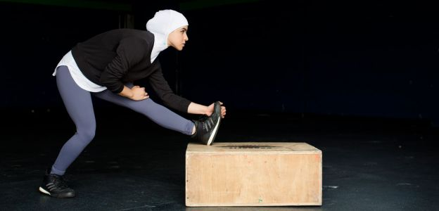 Empower the Future: A New Sports Hijab Is Enabling Muslim Girls to Hoop