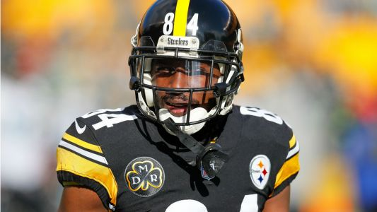Steelers' Antonio Brown blames antics on winless start