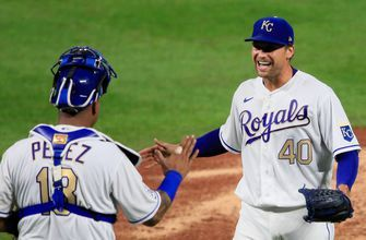McBroom's home run, dominant bullpen leads Royals to 3-2 win over Twins
