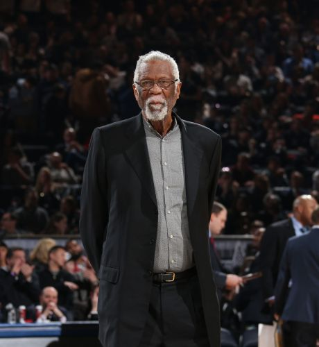 Hall of Famer Bill Russell released from hospital following dehydration scare