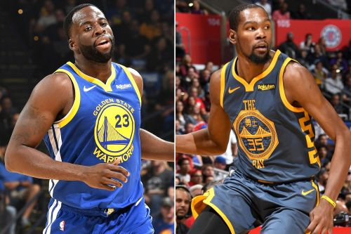 Warriors circle the wagons after Draymond-Durant dustup