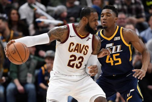 Donovan Mitchell Would Rather Beat Than Play With LeBron James
