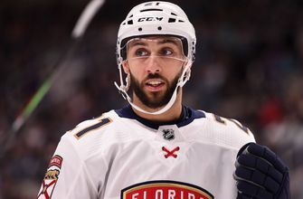 Panthers trade Vincent Trocheck to Hurricanes in exchange for 4 players