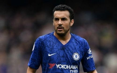 Chelsea star Pedro clarifies claims that he will be 'terminating' his contract