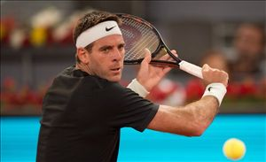 Juan Martin del Potro vs Dusan Lajovic live streaming, preview and tips: Del Potro targets first Madrid Masters quarterfinal since 2012
