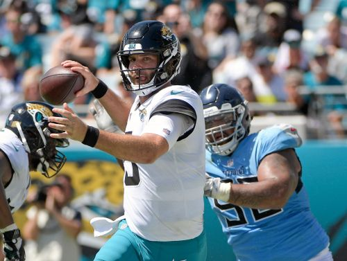Jaguars 'expressed emotion' after 9-6 loss to rival Titans