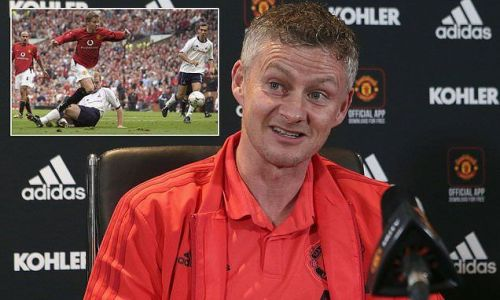 Solskjaer hoping to use personal record against Spurs as clash looms