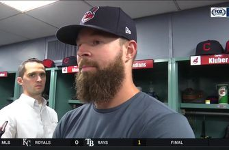 Corey Kluber on what adjustments he made to earn his 16th win of the season