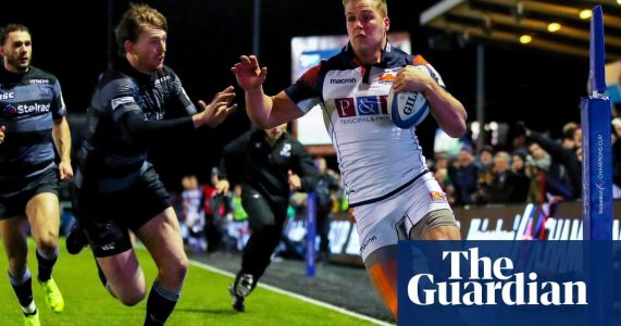 Edinburgh have firm grip on Pool Five after victory at Newcastle