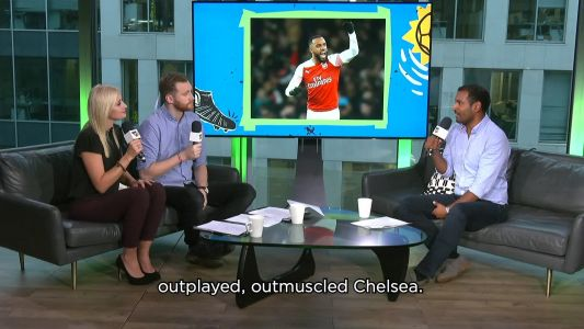 There is a golf in class between Chelsea and Arsenal