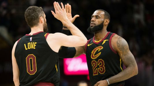 Kevin Love on LeBron James' departure to the Lakers: He's always looking for a new challenge, a new opportunity