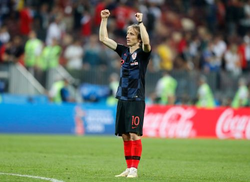 A capsule look at the France-Croatia World Cup final