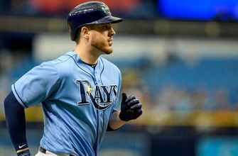 Rays designate C.J. Cron for assignment, add 5 players to 40-man roster