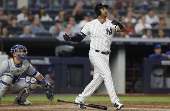 LEADING OFF: Yanks try for HR record, Braves-Cubs cool off