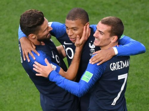 World Cup 2018: Kylian Mbappe goal sends France through, Peru out