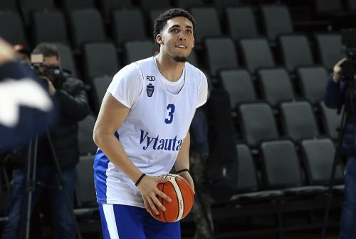 LiAngelo Ball Shows Off BOUNCE in Front of NBA Scouts ⬆️