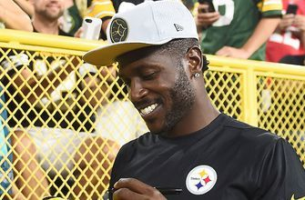 Jason Whitlock: 'Antonio Brown is a bit of a circus'