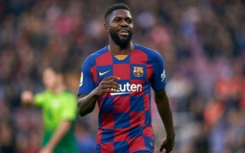 Surplus to requirements Barcelona star could offer solution to Liverpool and Man United's defensive woes