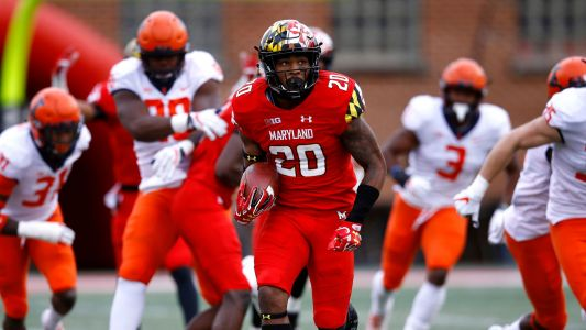 View from the other side: Michigan State at Maryland