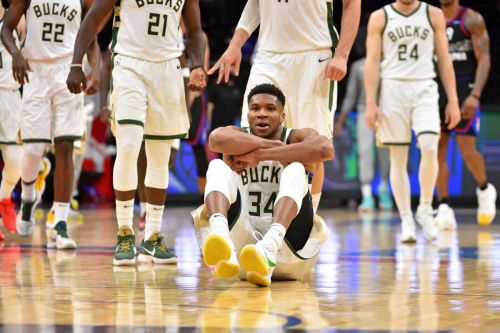 Fun Giannis is bad news for the rest of the NBA