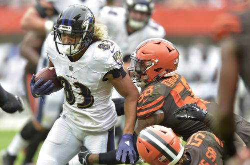 Ravens receiver Willie Snead reflects on frustrating final year with Saints