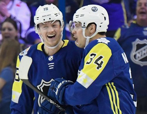 Matthews, Eichel, Gaudreau. Americans are already daydreaming about the NHL's Olympic return