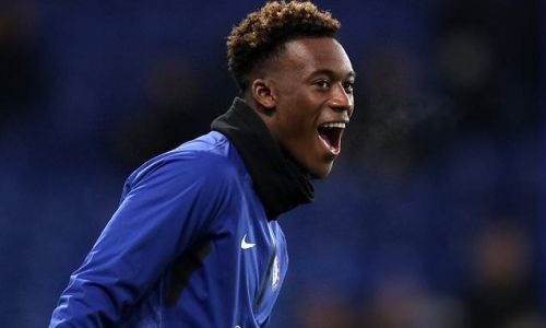 Hudson-Odoi determined to make an impact after receiving first