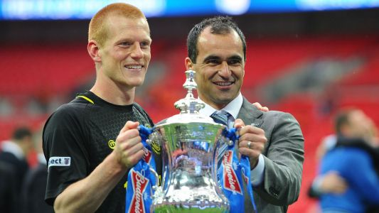 Figueroa fondly recalls FA Cup glory and wonder goal, but not Wigan's pies