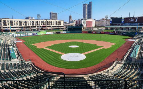 Minor league baseball stadium being offered up on Airbnb for first time ever