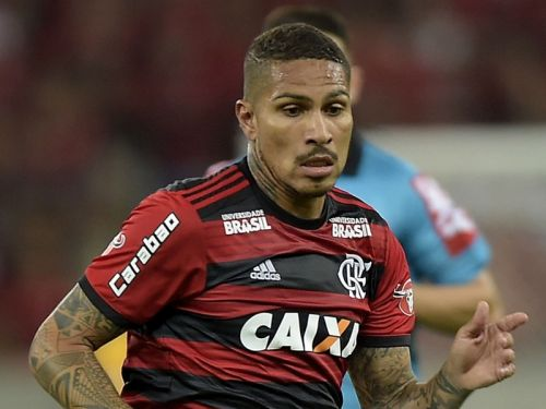 Peru 'idol' Guerrero leaves Flamengo as Internacional move nears