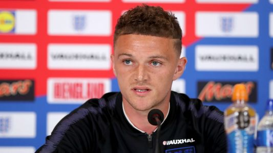 More to England than just Kane, says Trippier