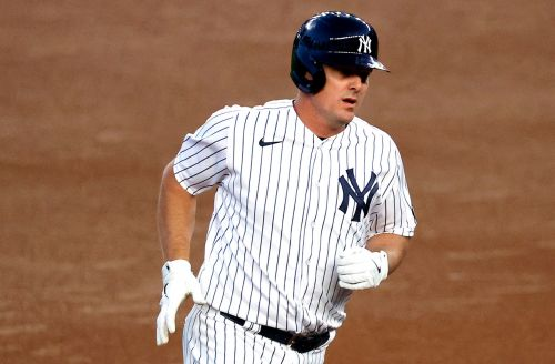 Yankees continue to phase out Jay Bruce