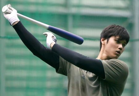 Baseball: Ohtani pushing limits of Angels' conservative approach