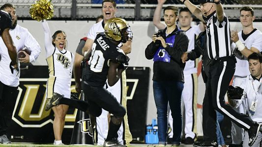 UCF's spotlight win shows Playoff path isn't as impossible as it looks