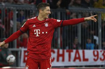 Watch Robert Lewandowski score a brace and give Bayern Munich the victory against Nurnberg | 2018-19 Bundesliga Highlights