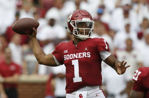 Oklahoma QB Kyler Murray named AP Player of the Year