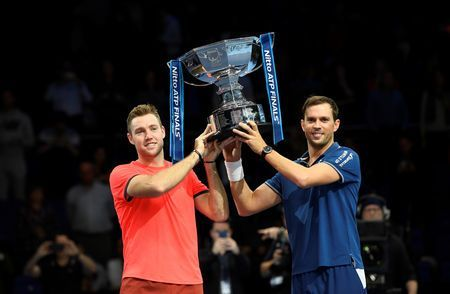 Bryan and Sock claim ATP Finals doubles title