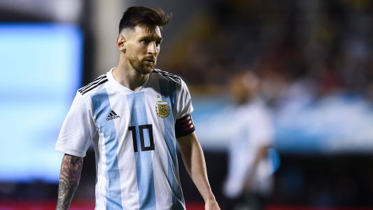 Pressure on Messi to win World Cup greater than ever, says Zanetti