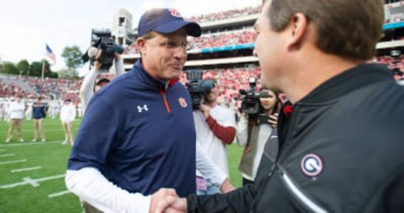 Georgia Bulldogs say they're good with moving Auburn game, and so is Kirby Smart