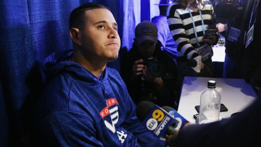World Series 2018: Manny Machado channels both Marshawn Lynch and Crash Davis in interview session