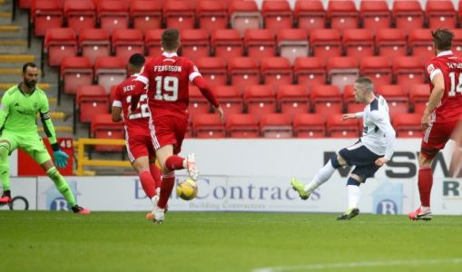 Rangers get off to winning start at Aberdeen