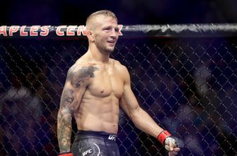 Dillashaw's drastic weight cut rooted in meticulous planning