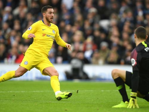 Hazard: Chelsea still aiming to win Premier League