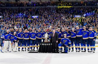 Blues Live Pregame and Postgame to air on FSMW throughout Stanley Cup Final