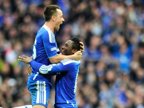 'What a career you've had!' - Mikel, Ola Aina react to John Terry's retirement