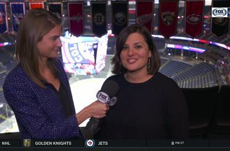 Katie Matney of Columbus Blue Jackets Foundation previews annual CannonBall fundraiser