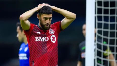 Toronto FC ousted in CONCACAF Champions League quarters at hands of Cruz Azul