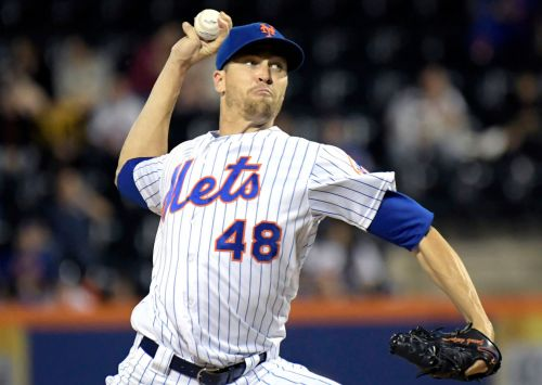 Jacob deGrom not running away from third straight Cy Young talk