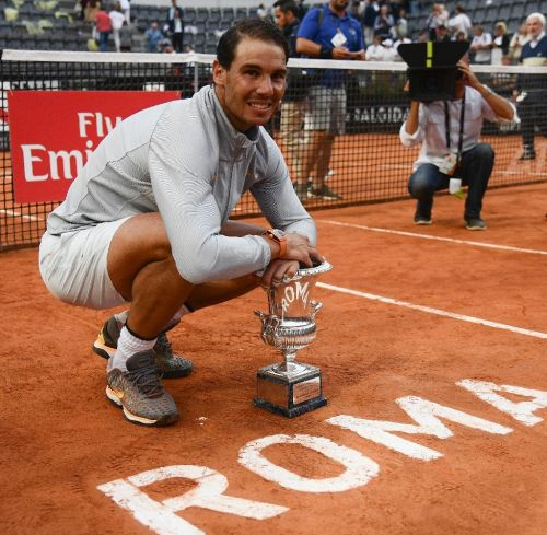 Nadal eyes 11th French Open but insists 'Rome triumph means nothing'