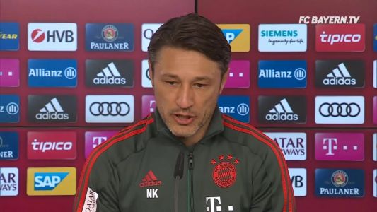 Coman injury cost Bayern six points - Kovac